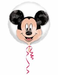 Globo aluminio double bubble cabeza de Mickey™ 60x60 cm