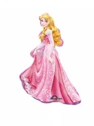 Globo pequeño aluminio princesa Aurora™ 22 x 33 cm
