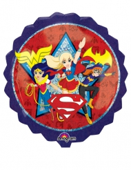 Globo aluminio Super Hero Girls™ 71 x 71 cm