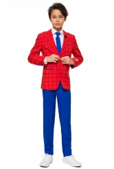 Traje Mr. Spiderman™ adolescente Opposuits™