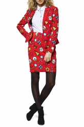 Traje Mrs. Dashing decorator mujer Opposuits™