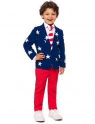 Disfraz Mr. USA niño Opposuits™
