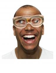 10 Gafas de cartón Goggle Eyes