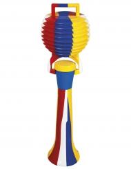 Bocina payaso multicolor 50 cm