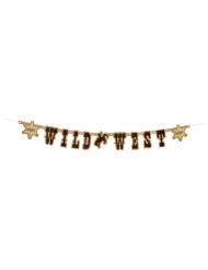 Guirlanda de plástico Western Wild West 1.10 m