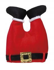 Gorro pantalón de Papá Noel adulto