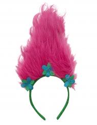 Diadema Troll rosa mujer