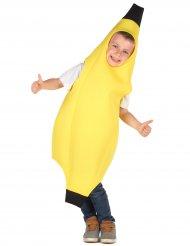 Disfraz plátano niño