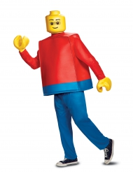 Disfraz lujo muñeco LEGO® adulto