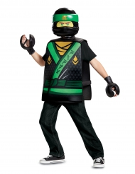 Disfraz Lloyd Ninjago™ LEGO® verde niño