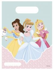 6 Bolsas regalo Princesses Disney™ 16.5 x 23 cm