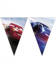 Guirnalda 9 banderines Cars 3™ 2.3 m x 25 cm