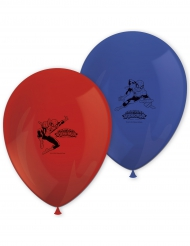 8 Globos látex Spiderman™