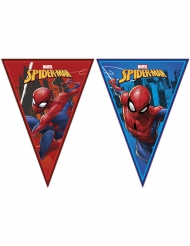 Guirnalda banderines Spiderman™ 230 cm x 25 cm