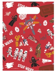 6 Bolsas de regalo Star Wars Forces™