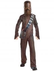 Disfraz lujo Chewbacca™ niño