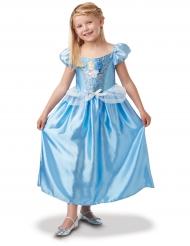 Disfraz clásico lentejuelas Cenicienta™ niña