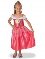 Disfraz clásico lentejuelas Aurora™ niña