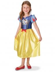 Disfraz clásico lentejuelas Blancanieves™ niña