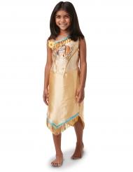 Disfraz Pocahontas™ clásico lentejuelas niña