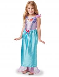 Disfraz clásico lentejuelas Ariel™ niña