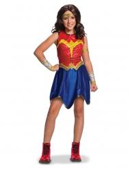 Disfraz clásico Wonder Woman Liga de la Justicia™ niña