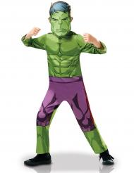 Disfraz clásico Hulk™ serie animada niño