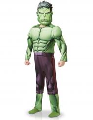 Disfraz lujo Hulk™ serie animada niño