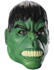 Máscara látex Hulk™ adulto