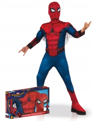 Disfraz lujo Spiderman Homecoming™ niño en caja