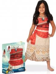Disfraz clásico Vaiana™ cofre - niña