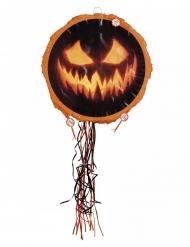 Piñata calabaza terror 40 cm