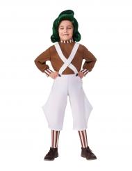Disfraz Oompa Loompa™ Charlie y la fábrica de chocolate™ niño