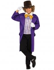 Disfraz Willy Wonka™ Charlie y la fábrica de chocolates™ niño