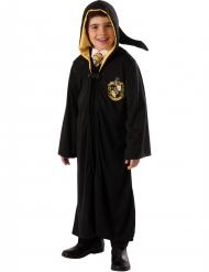 Disfraz vestido de brujo Hufflepuff