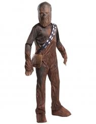 Disfraz de lujo Chewbacca™ niño