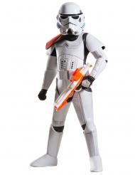 Disfraz Stormtrooper™ super lujo Star Wars™ niño