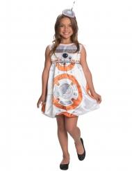 Disfraz vestido BB-8™ Star Wars™ niña