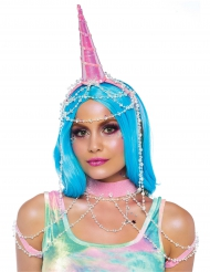 Kit showgirl unicornio mujer