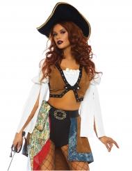 Disfraz corsario pirata sexy mujer