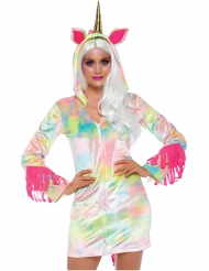 Disfraz unicornio encantado mujer