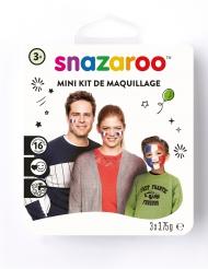 Mini kit hinchas Francia Snazaroo™ 3 x 2 ml