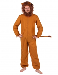 Disfraz león hombre