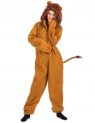 Disfraz de león para mujer