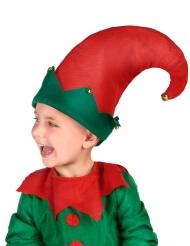 Sombrero elfo con campanas
