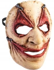 Máscara piel volteada adulto