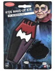 Kit maquillaje vampiro niño