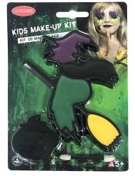 Kit de maquillaje brujo niños