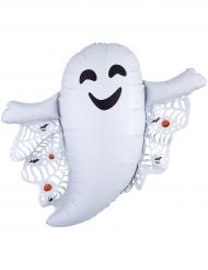 Globo aluminio fantasma Halloween