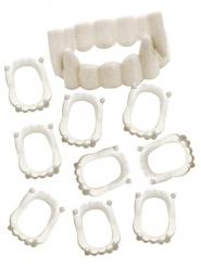 10 dentaduras de vampiro